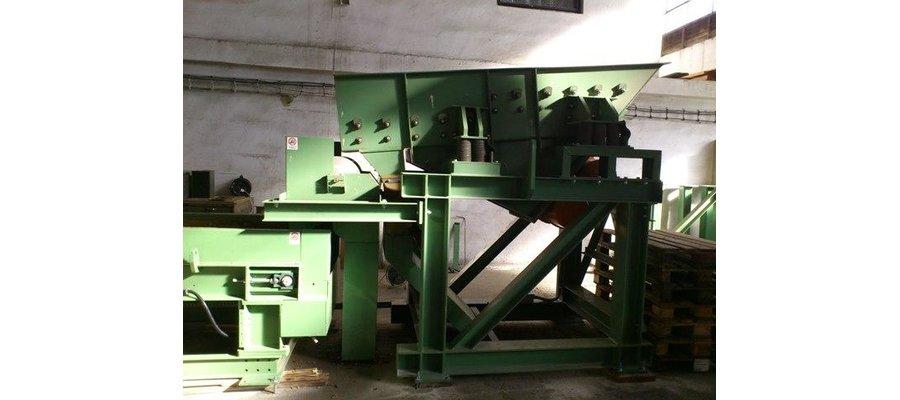 Non-metalowy separator magnetyczny - zdjęcie