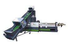 Maszyna do recyklingu odpadów foliowych PE PP - zdjęcie