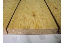 Deski tarasowe świerk / modrzew syberyjski - zdjęcie