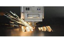 Laserowe cięcie stali - zdjęcie