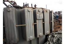 Złom transformatorów - zdjęcie