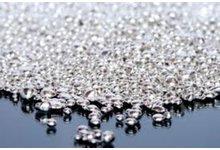 Granulat srebra 99,99% - zdjęcie