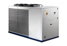 Chiller firmy MTA - agregat wody lodowej z pompą ciepła 28,2 kW - zdjęcie