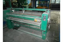 Maszyna do oklejania geowłókniną - zdjęcie