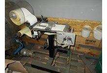 Półautomat etykieciarka - zdjęcie