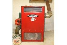 Nagrzewnica na olej opałowy MEPU 30KW - zdjęcie