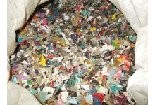 Butelki PET płatki MIX KOLORÓW - zdjęcie