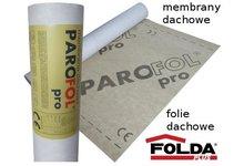 Membrana dachowa PAROFOL pro 130g/m2 - 1,5m x 50m - zdjęcie