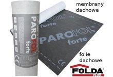 Membrana dachowa PAROFOL forte 160g/m2 - 1,5m x 50m - zdjęcie