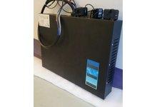 Bateria kondensatorów 60 kVar kompensacja mocy biernej - zdjęcie