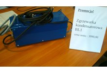Zgrzewarka kondensatorowa TYP BL-1 - zdjęcie