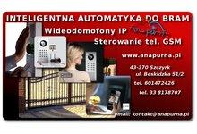 Wideodomofony IP - automatyka do bram i drzwi - zdjęcie