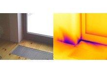 Badanie termowizyjne okien i drzwi - zdjęcie