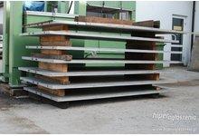 Płyty grzewcze 2000 x 1300 do prasy hydraulicznej, rama stół siłowniki - zdjęcie