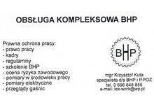 Ocena ryzyka zawodowego, stanu BHP miejsca pracy Poznań - zdjęcie