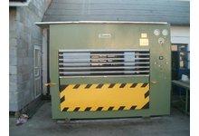 Prasa hydrauliczna o nacisku 600 Ton (6 wsadów 2550 x 1300 mm) - zdjęcie