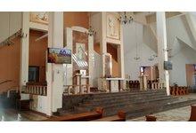 System multimedialny w kościele - 2 tv led promocja - zdjęcie