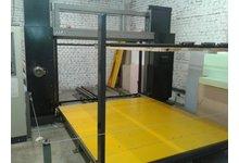 Maszyna CNC do cięcia pianki PUR 2010 r - zdjęcie