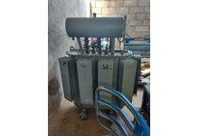 Transformator Olejowy - zdjęcie