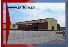 Hala produkcyjna w Łochowie - 9827 m2 - zdjęcie
