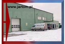 Atrakcyjna hala 1 150 mkw - Brwinów - zdjęcie