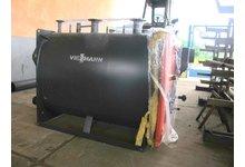 Kocioł piec gazowy Veissmann Paromat Triplex TN046 460 kW palnik - zdjęcie