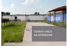 Hale 4667m2 w Tomaszowie Maz. - zdjęcie
