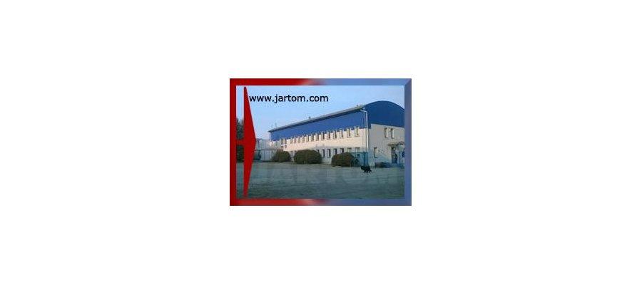 Budynek magazynowy: 3461 mkw k. Łodzi - zdjęcie