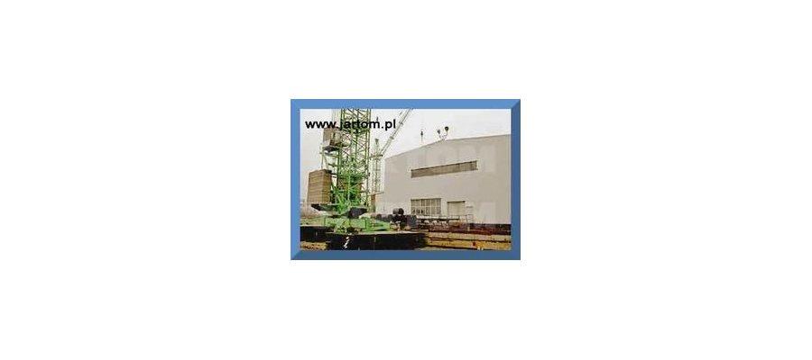 Obiekty przemysłowe 6802m2 w Chełmie - zdjęcie