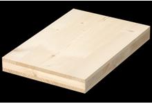 Płyta SWP - 3 warstwowa płyta z drewna litego - zdjęcie