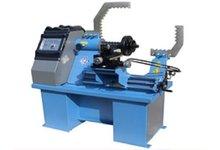 Maszyna CNC do prostowania felg aluminiowych - zdjęcie