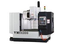 Frezarka CNC VMC1200 - zdjęcie