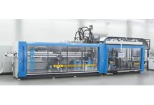 KIEFEL Thermorunner KTR  6.1 Speed– maszyna dla masowej produkcji kubków - zdjęcie