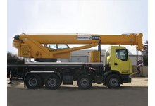 Dźwig mobilny HIDROKON HK 90 22 T2 - 30 ton - zdjęcie