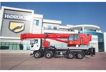 Dźwig mobilny HIDROKON HK 90 33 T3-30 ton - zdjęcie