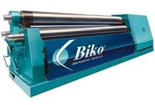 Walcarka do blach model B3 włoskiej firmy BIKO - zdjęcie