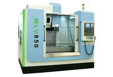 Frezarka CNC MLV 850 - zdjęcie