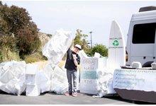 Wywóz odbiór odpadów styropianowych styropian odpad odpady styropianu - zdjęcie
