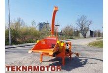 Ciągnikowy rębak bębnowy Skorpion 280 RBG - zdjęcie
