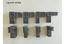 Łączniki do profili (winkla) z Tworzywa Sztucznego - zdjęcie