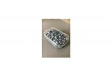 Pojemniki punetki wieczka PET 125 250 500 - zdjęcie