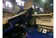 Linia Kaskadowa do regranulacji odpadów PE, PP model: Ydn-V-120 - zdjęcie