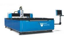 Laser fibrowy 3015G 1000W do cięcia stali przy produkcji niskonakładowej - zdjęcie