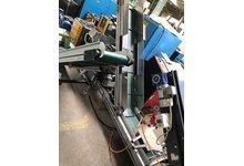 Taśmociąg łamany na profilu aluminiowym - CRIZAF LT/2 z separatorem metali żelaznych i kolorowych - zdjęcie