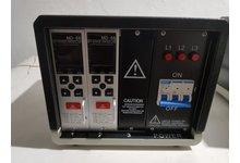 Termoregulator gorących kanałów, Sterownik temperatury 2 strefy - zdjęcie