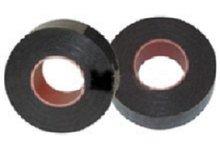 Taśma czarna izolacyjna samoprzylepna PCV 50x50 mm - zdjęcie