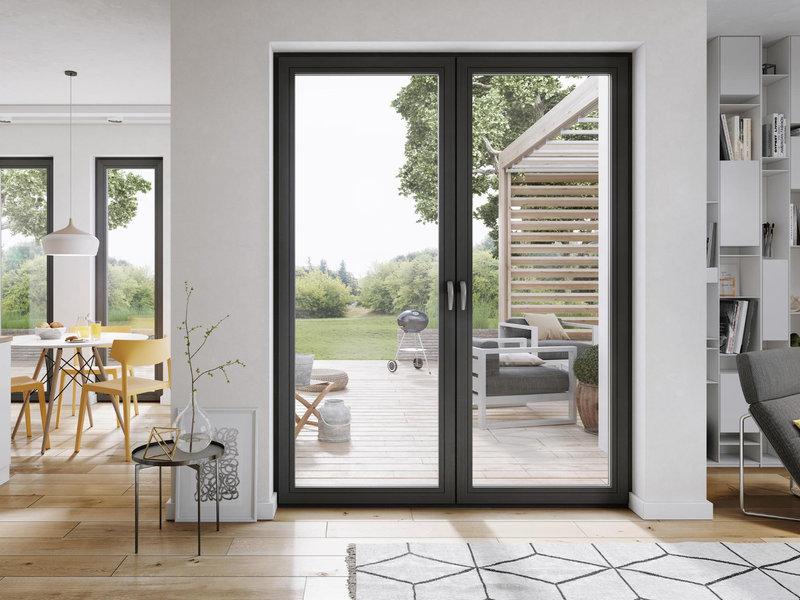 Funkcjonalne okna do poszczególnych pomieszczeń w domu - zdjęcie