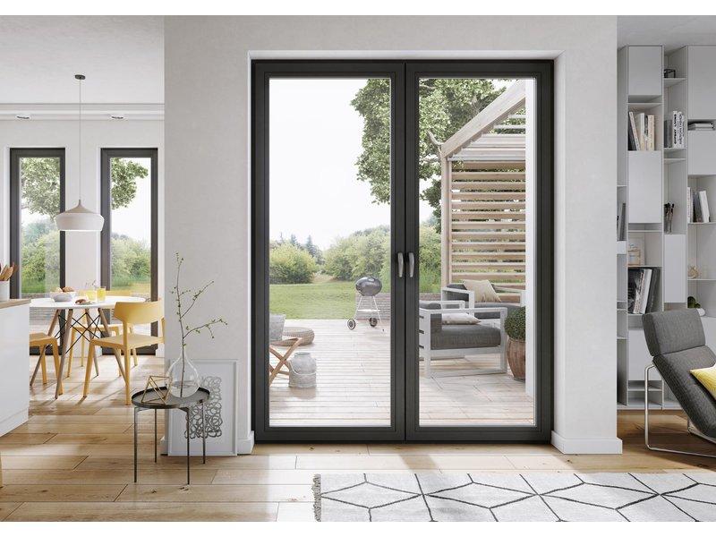 Funkcjonalne okna do poszczególnych pomieszczeń w domu zdjęcie