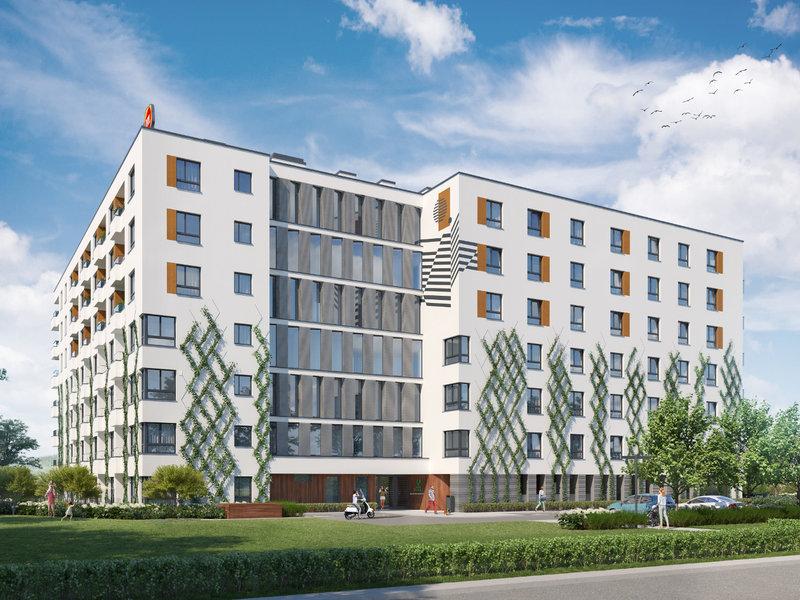 Osiedle Ceramiczna - nowy projekt Dom Development realizowany na rzecz Warszawskiej Spółdzielni Mieszkaniowej zdjęcie
