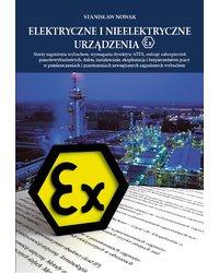 Elektryczne i nieelektryczne urządzenia EX - okładka
